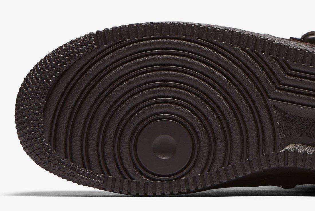 Nike Sf Air Force 1 Velvet Brown3