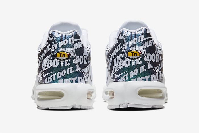 Nike Air Max Plus Tn Se Just Do It Release Date Heel
