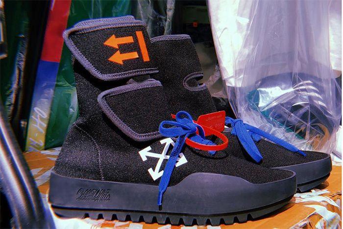 Off White Bandage Sneaker