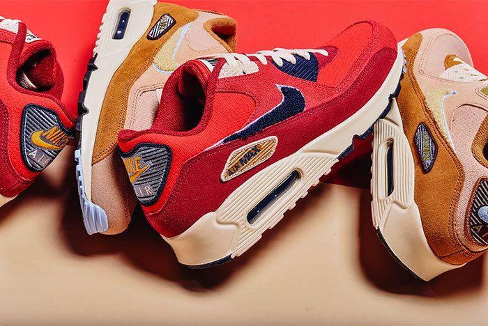 Nike Air Max 90 Varsity 6