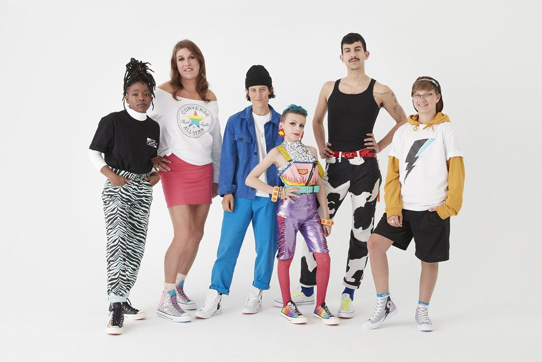 Converse Pride Group