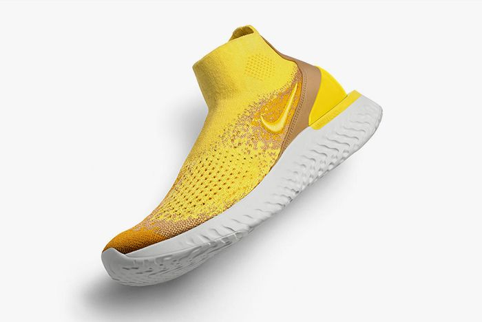 Nike React Rise Flyknit 1