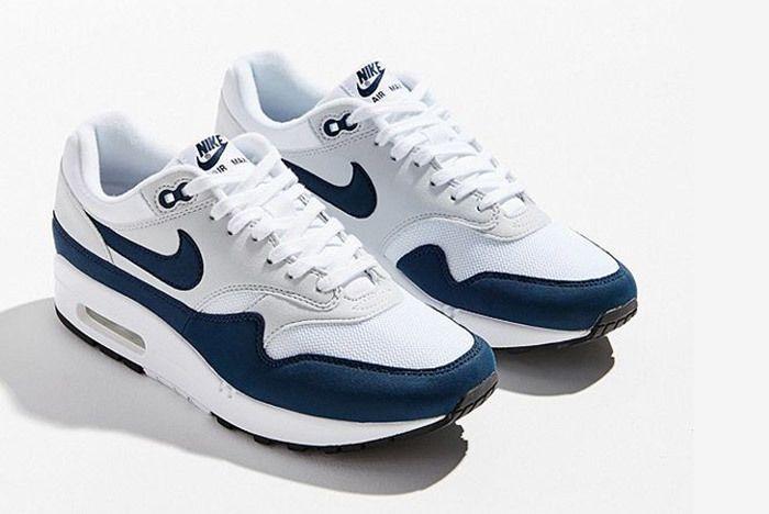 Nike Air Max 1 White Blue 5