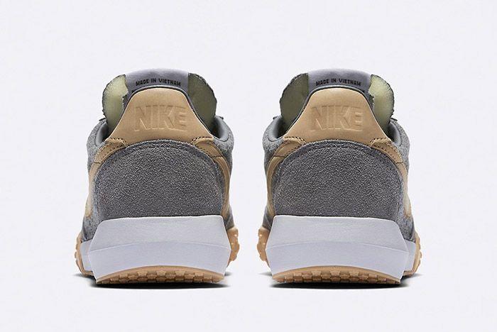 Nike Waffle Racer Ultra Premium Wool Vachetta Tan Leather 2