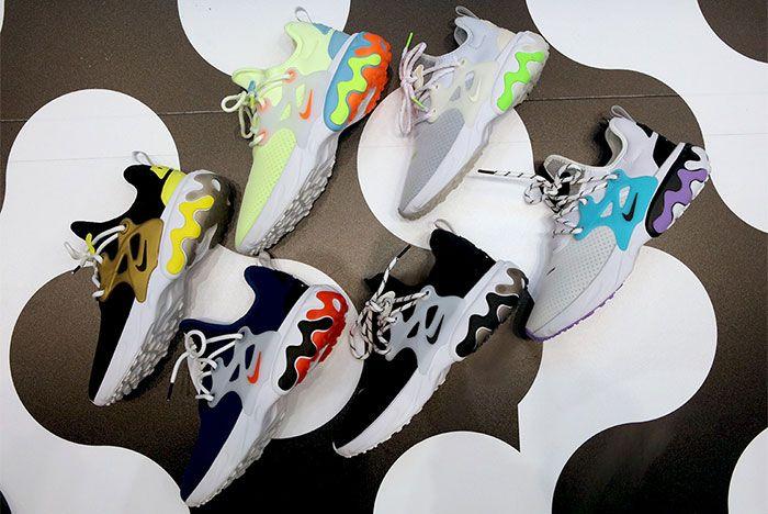 Nike React Presto Shoes Collection Top Shot 2