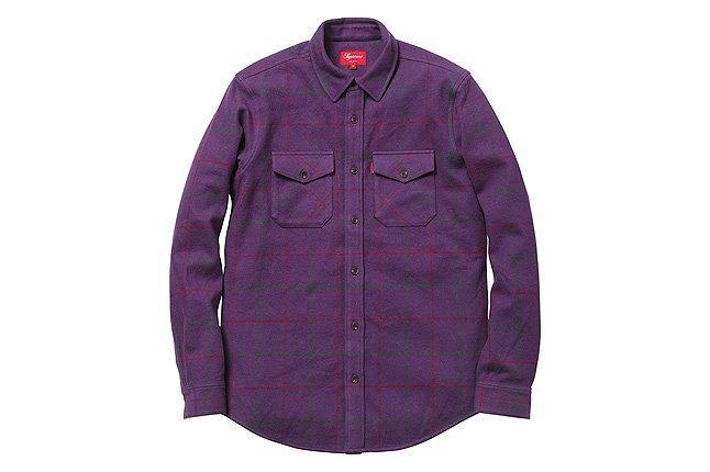 Purple Flannel 1