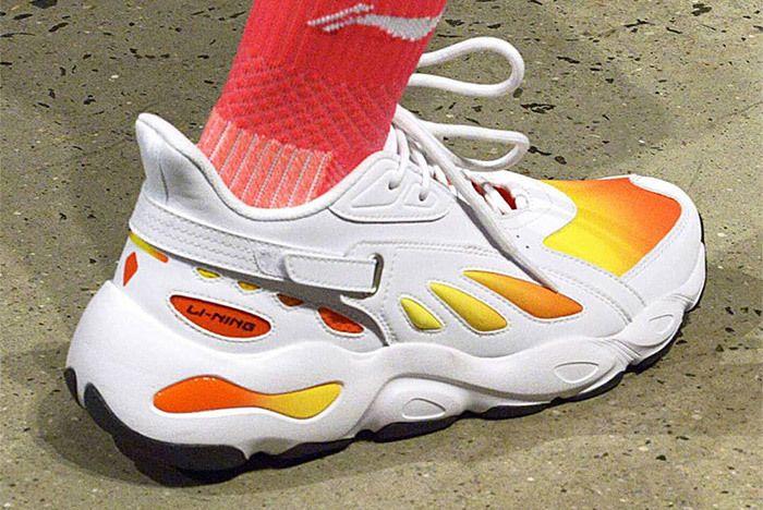 Li Ning Butterfly Retro 2018 Yeezy Sneaker Freaker 1