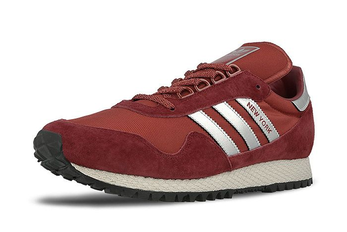 Adidas New York Collegiate Burgundy 1