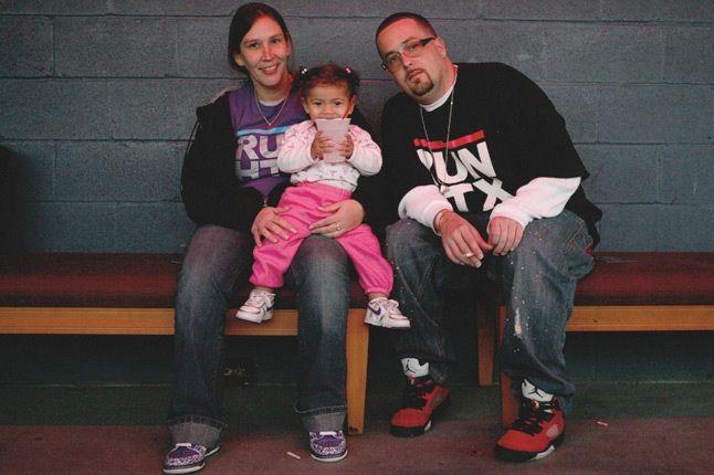 Family H Town Sneaker 1