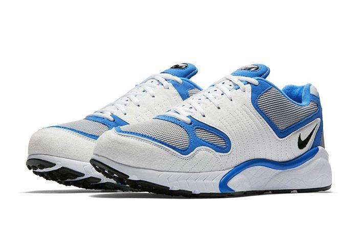 Nike Air Zoom Talaria White Blue 4