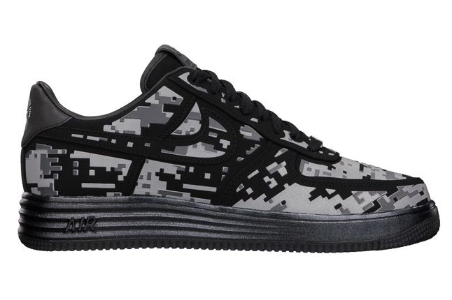 Nike Lunar Force 1 Digi Camo Side 1