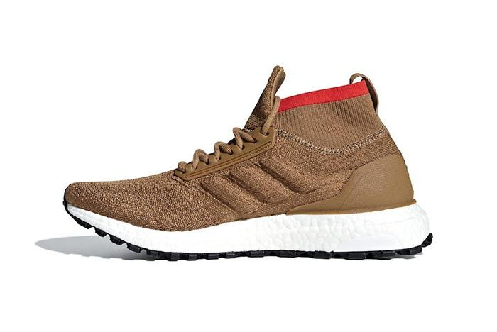Adidas Ultra Boost Raw Desert 2