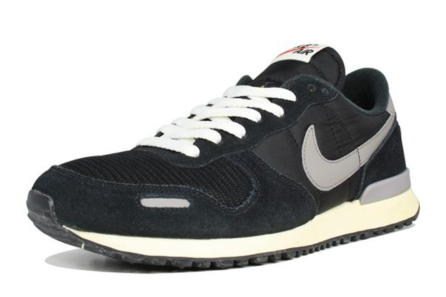 Nike Air Vortex Vntg Black Grey Toe Profile 1