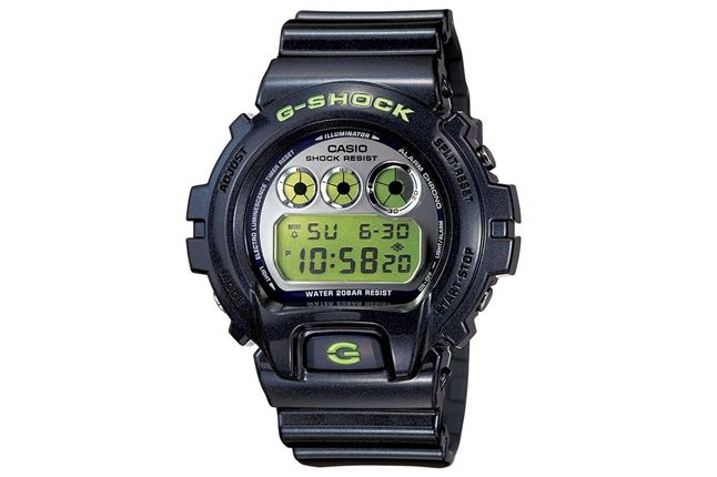 G Shock Mirror Face Dw6900 6 1