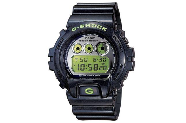 G Shock Mirror Face Dw6900 6 1