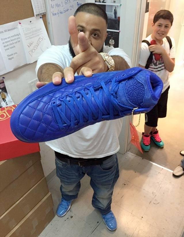 Sneaker Style Profile Dj Khaled 41