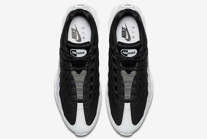 Nike Air Max 95 Ultra Essential Black White 5