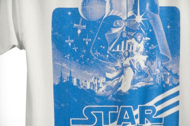 Adidas Star Wars Tee Vintage 1
