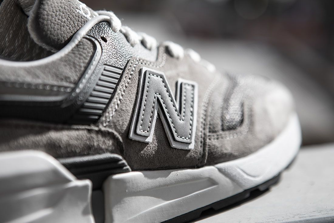 New Balance Grey Day Made 997 997S Sneaker Freaker 17