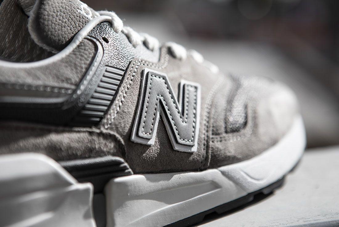 New Balance Grey Day Made 997 997S Sneaker Freaker 17