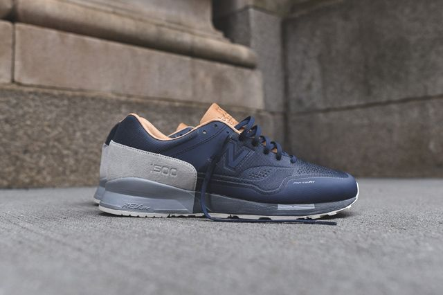 New Balance Md1500 Navy Grey 2