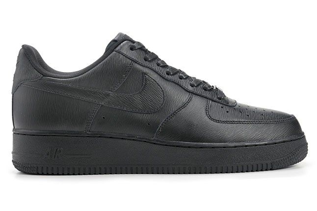Nike Air Force 1 Low Black 1
