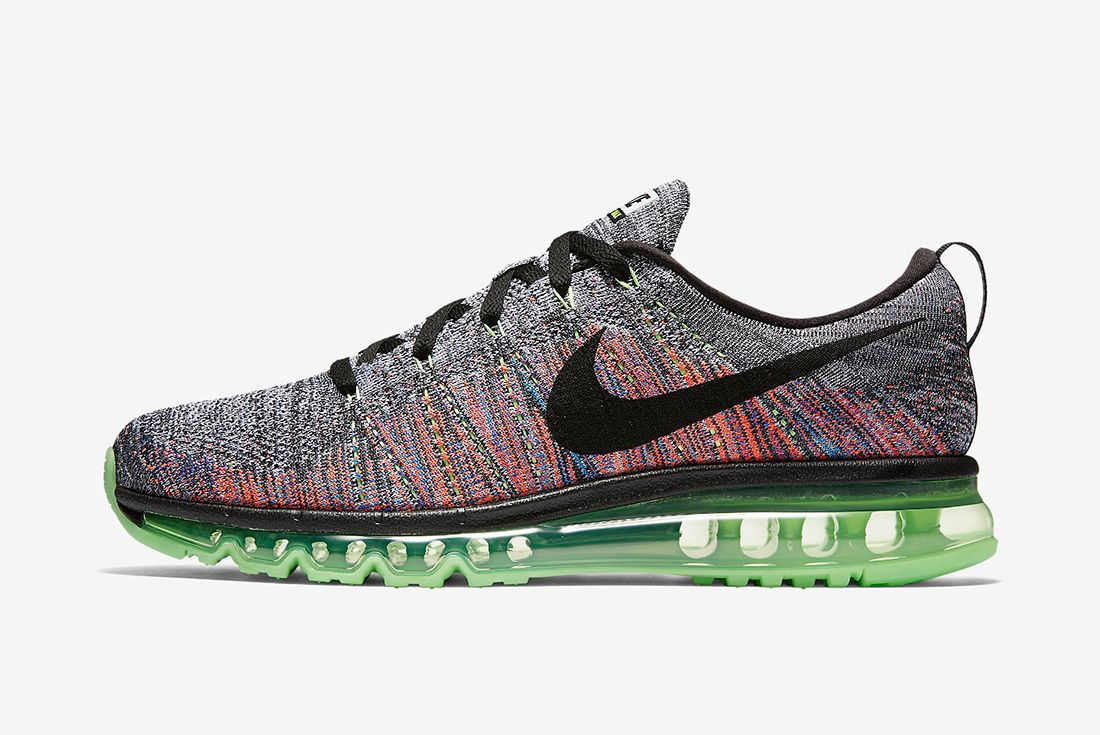 Nike Flyknit Air Max Multicolour5