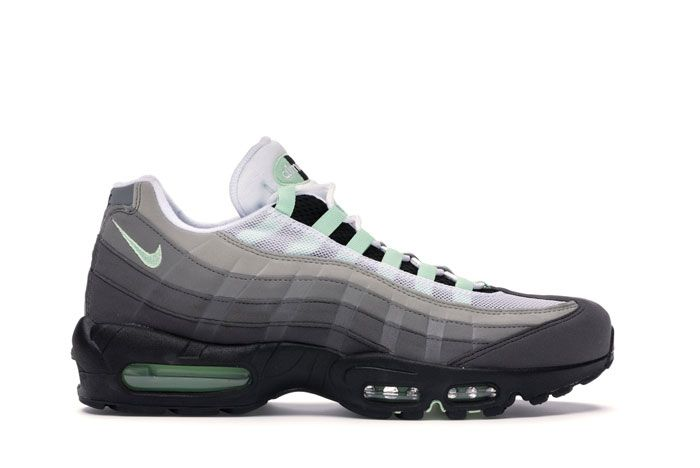 Nike Air Max 95 Mint Lateral