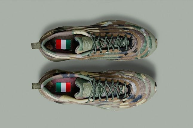 Nike Air Max Camo Collection Italy 97 Aerial 1
