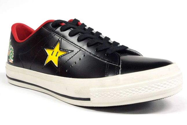 Converse Super Mario Bros One Star 6 1
