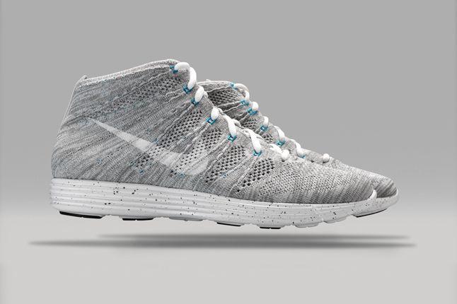 Nike Htm Flyknit Chukka Grey Profile 1
