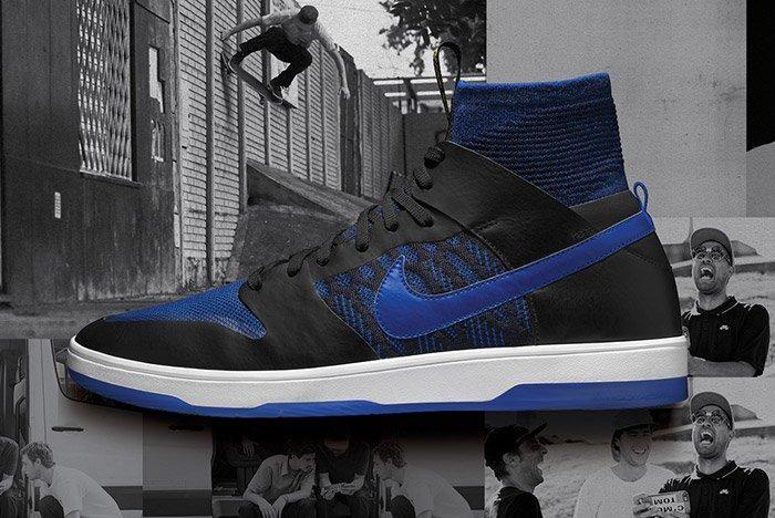 Nike Sb Zoom Dunk Elite High 7