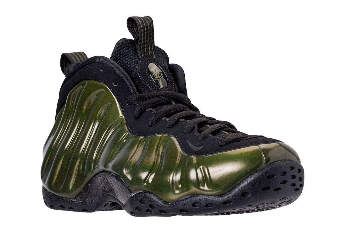 Nike Air Foamposite Legion Green 3