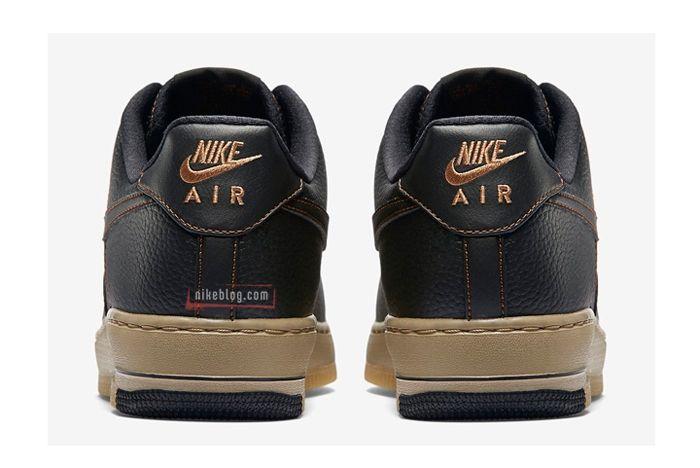 Nike Af1 Elite Black Tan 2