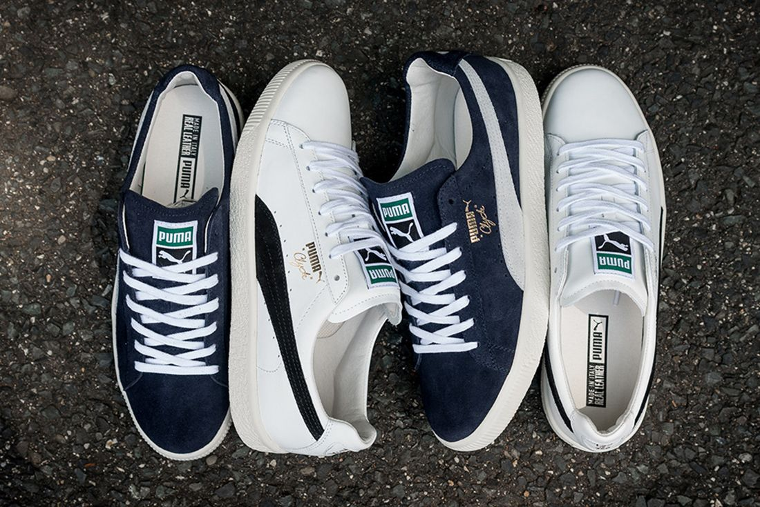 Puma Clyde Home And Away Pack 7