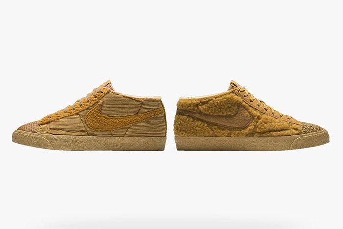 Cpfm Nike Blazer Lateral