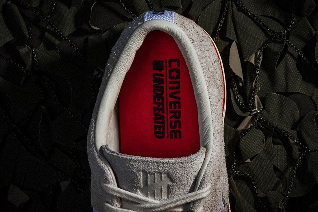 Converse Undefeated One Star Suede 5