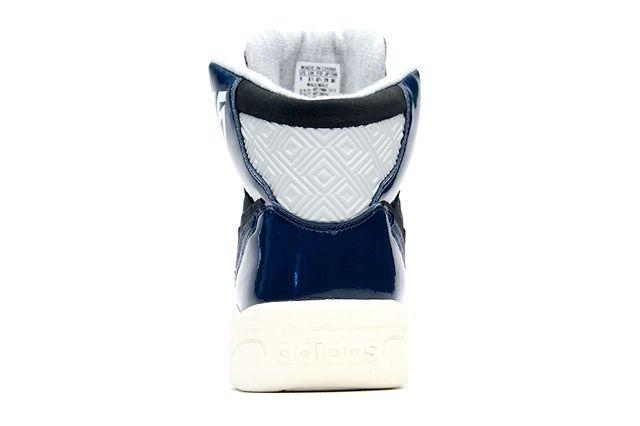 Adidas Mutombo Black Patent 1