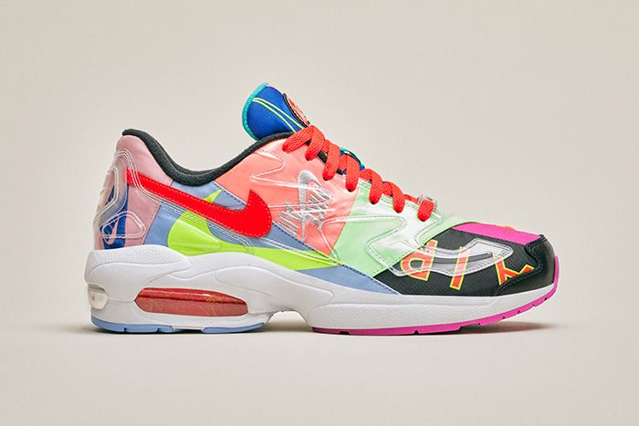 Atmos Nike Air Max2 Light Release Date Side Profile