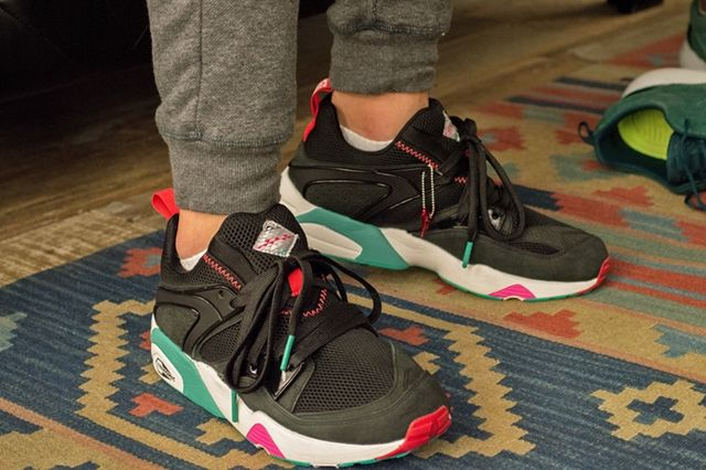 Puma Blaze Of Glory Crossover Launch 9