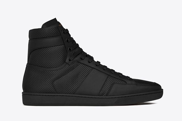 Saint Laurent All Black 1