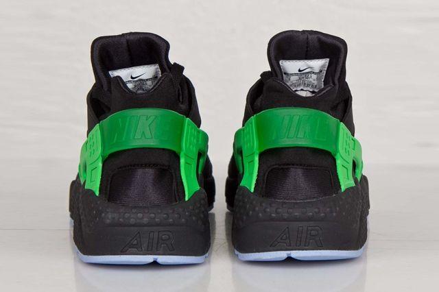 Nike Huarache Fb Poison Green 3