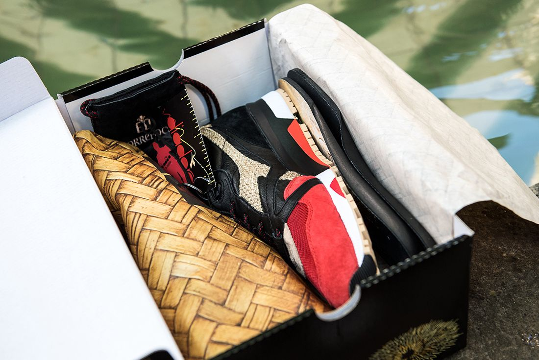 Limiteditions X Diadora N9000 9