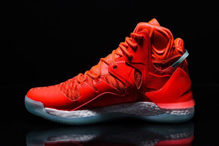 Adidas D Rose 7 Boost Knicks2