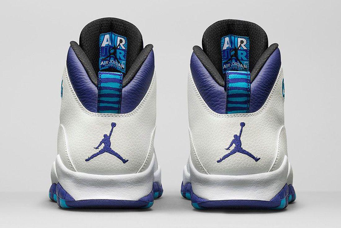 Air Jordan 10 Charlotte 3