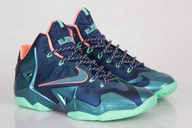 Nike Lebron 11 Akron 1