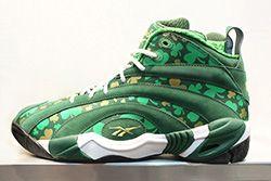Reebok Shaqnosis Celtics Pattys Day Thumb