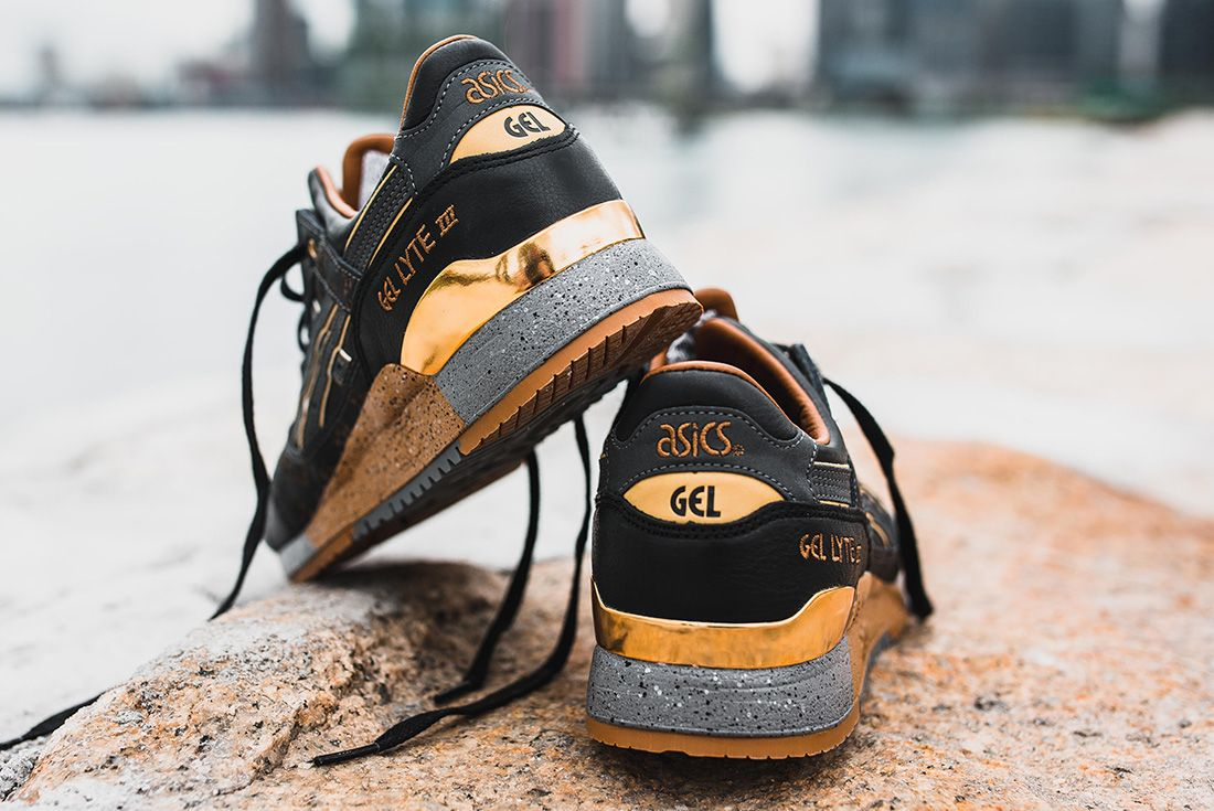 Limited Edt X Asics Gel Lyte Pack 3