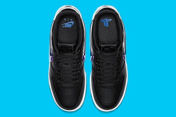 Playstation Nike Air Force 1 Official Images 5