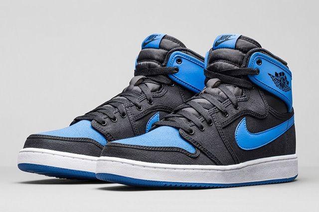 Air Jordan 1 Ko Sport Blue Bump Bump 4